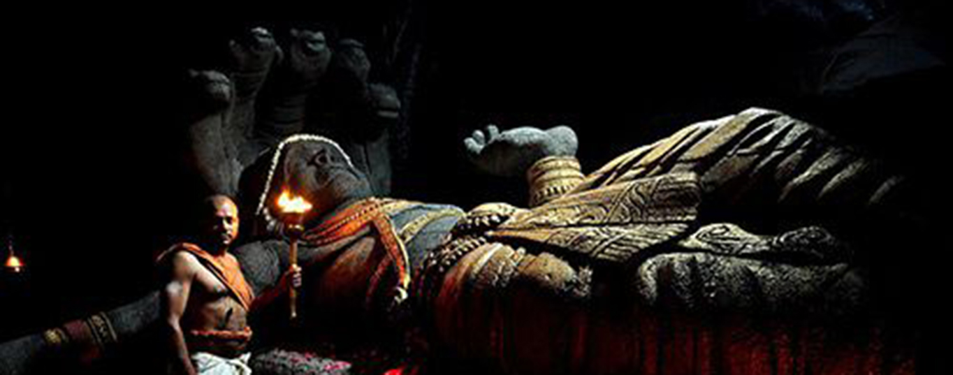 1000-Year-Old body of Ramanuja preserved in Sri